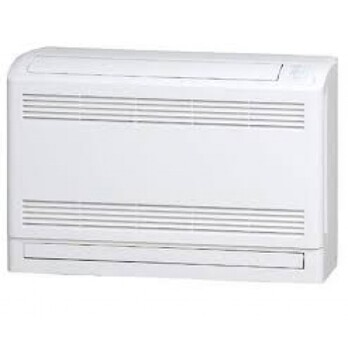 floor mounted console heat pump
